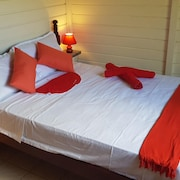 Bungalow With 2 Bedrooms in Saint-pierre, With Wonderful Mountain View, Furnished Garden and Wifi - 3 km From the Beach