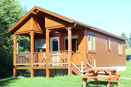 Check Expedia for Availability of Chalets de l'Anse Ste-Helene