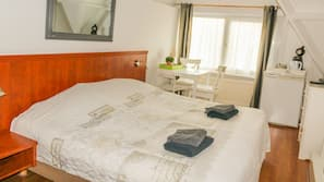 Individuelt dekorert, individuelt innredet, gratis wi-fi og sengetøy