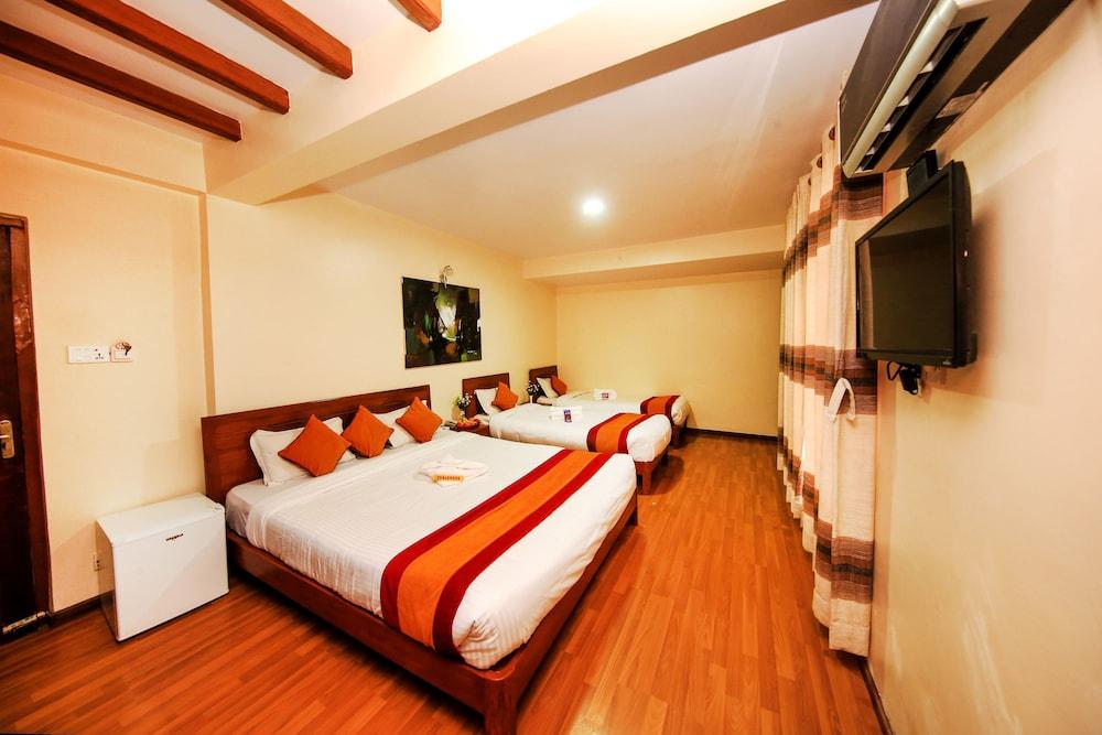 Ai Boutique Hotel In Kathmandu Hotel Rates Reviews On Orbitz