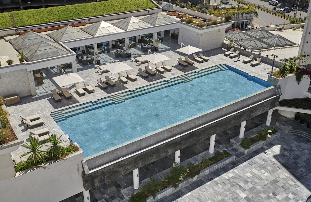 Rooftop Pool, Hyatt Regency Addis Ababa