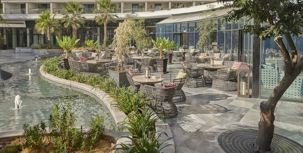 Terrace/Patio, Hyatt Regency Addis Ababa