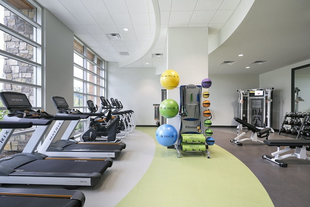 Fitness Facility, Archer Hotel Seattle/Redmond