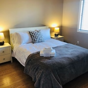 Bright Stony Plain 2bed 2bath by Westview