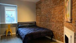 Ferros/tábuas de passar roupa, Wi-Fi, roupa de cama