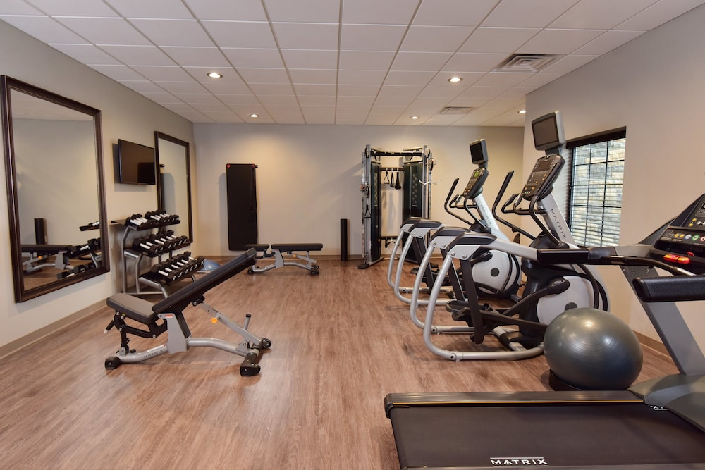 Fitness Facility, Staybridge Suites Wisconsin Dells - Lake Delton, an IHG Hotel