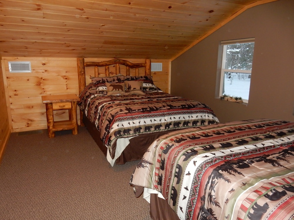 Room, Snowmobiling & Ski Season are Here! Book Your Winter Adventure Now!