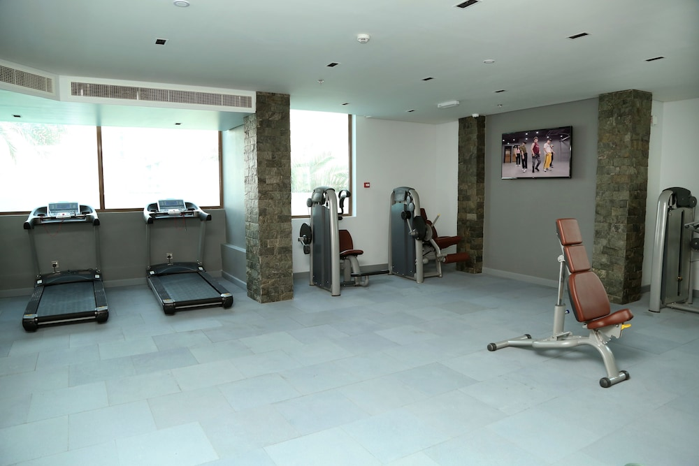 Gym, Meshal Hotel & Spa
