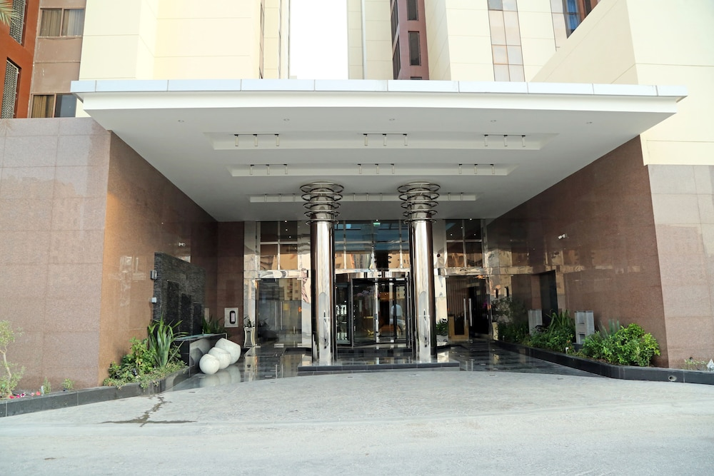Front of Property, Meshal Hotel & Spa