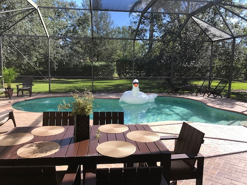 Great Place to stay Estero Private Pool Home near Fort Myers