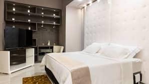 2 chambres, draps en coton égyptien, literie de qualité supérieure