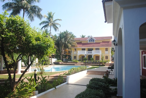 Sea Breeze Luxury 2 BHK Apartment,betalbatim, Goa