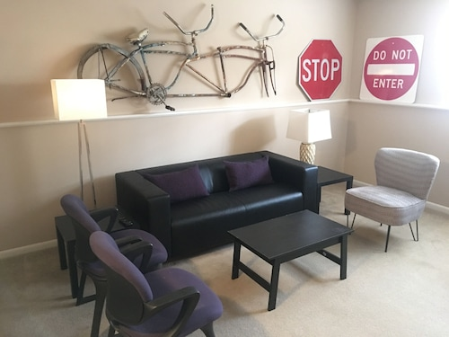 Great Place to stay Convenient 1 Bedroom Next to KSU & Aggieville! near Manhattan