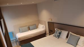 Free cots/infant beds, free WiFi, linens, wheelchair access