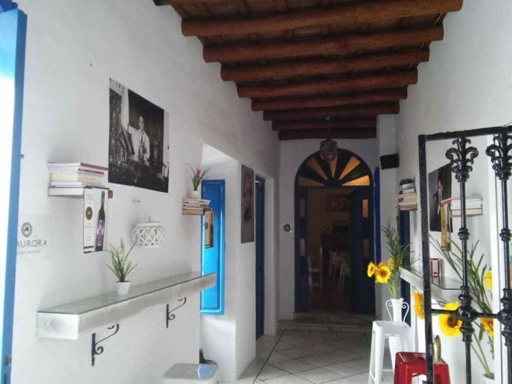 Check-in/Check-out Kiosk, Casa Rural El Melojo