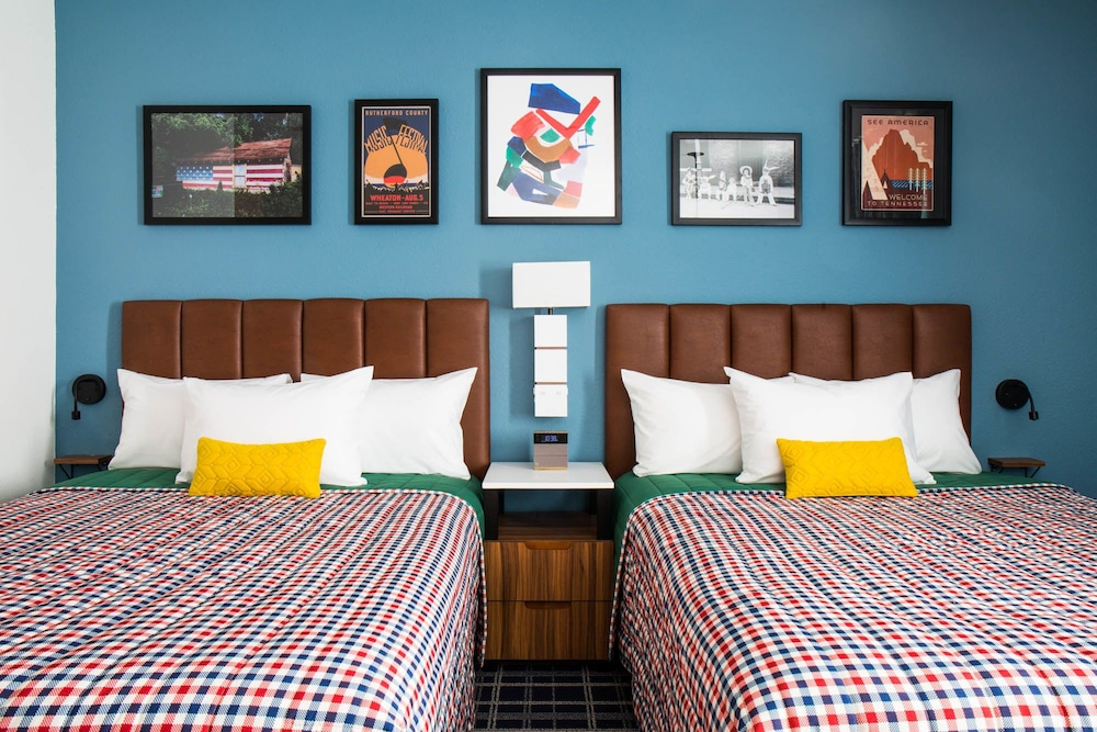 Room, Uptown Suites Extended Stay Austin TX – North
