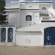 Apartment With 2 Bedrooms in Djerba Midoun, With Enclosed Garden and Wifi