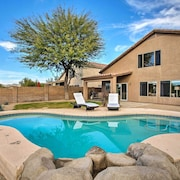 Cave Creek Home w/ Pool ~1 Mi to Dove Valley Ranch