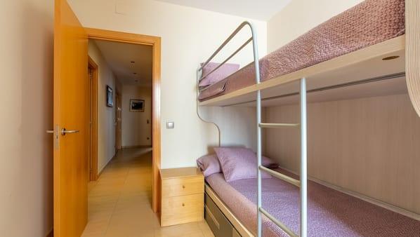 3 slaapkamers, gratis wifi, beddengoed