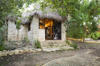 Private Bungalow at Bacalar - 7 Colors Lagoon