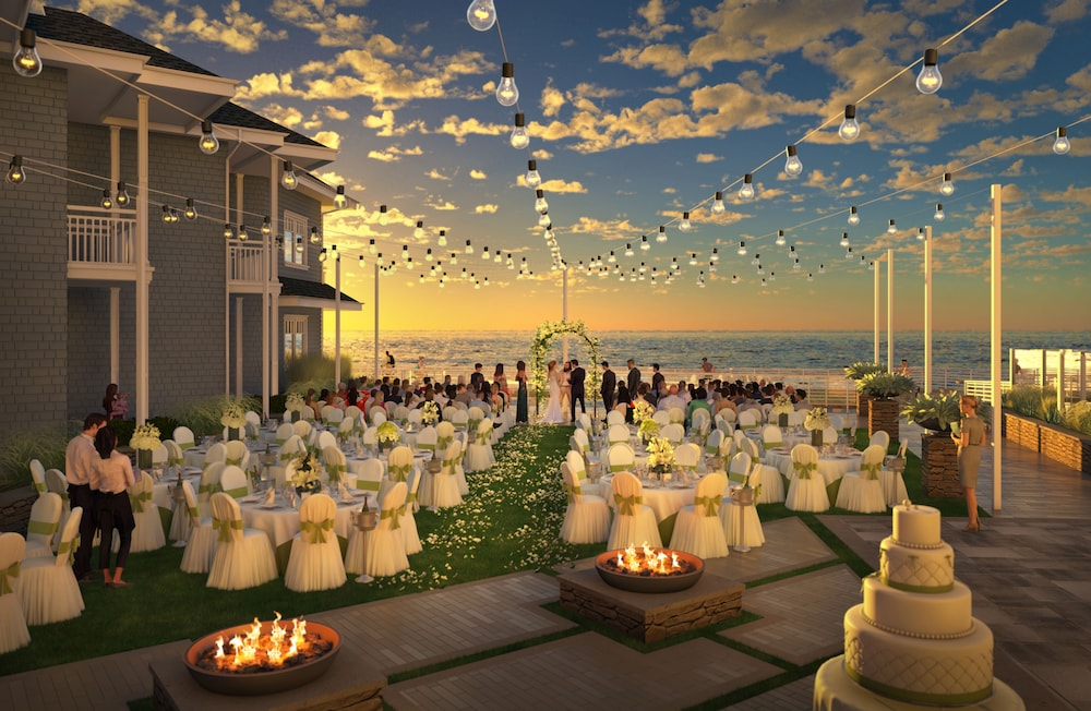 Outdoor Wedding Area, Vespera on Ocean, Autograph Collection