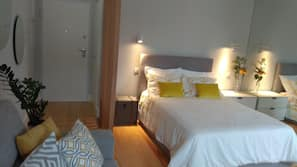 Iron/ironing board, cots/infant beds, free WiFi, linens