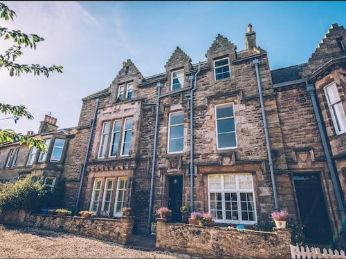 Stunning Victorian Merchant House in Crail