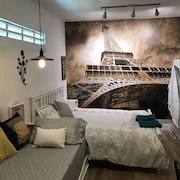 Le Studio Boheme in Hollywood- Cozy and Close to Beaches for up to 4 People