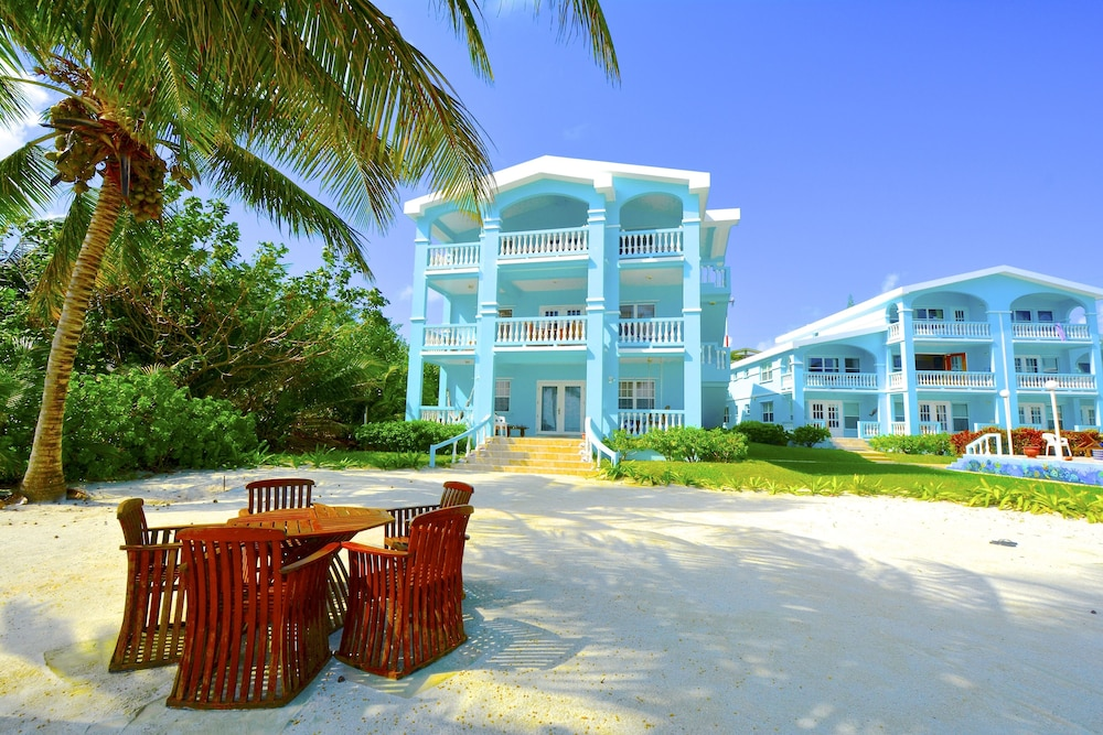 Yes Rent Me In Belize B2 Sunset Beach Condos Beachfront