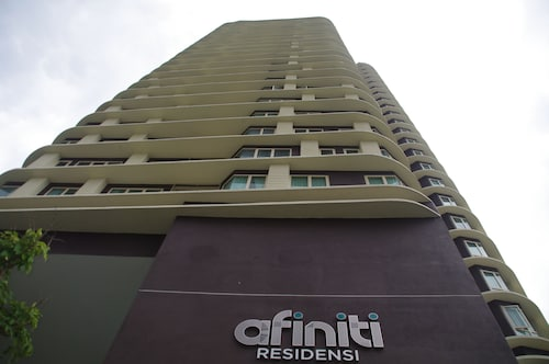 The Afiniti City View Apartment