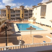Apartment With 2 Bedrooms in La Marina del Pinet, With Pool Access, Furnished Balcony and Wifi