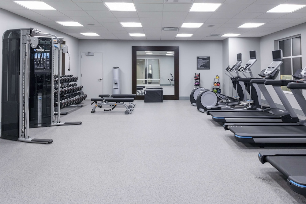 Fitness Facility, Homewood Suites by Hilton Largo/Washington, D.C.