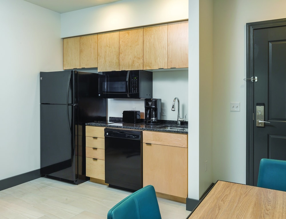 Private Kitchen, WorldMark Portland - Waterfront Park