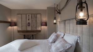 3 slaapkamers, individueel gedecoreerd, individueel gemeubileerd