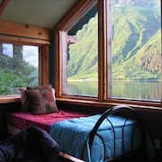 Private Alaskan Wilderness Park Kayaking Dream Lodge