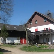 Secluded Location in a Nature Reserve Ebbegebirge: Ideally Adventure Holiday With Kids