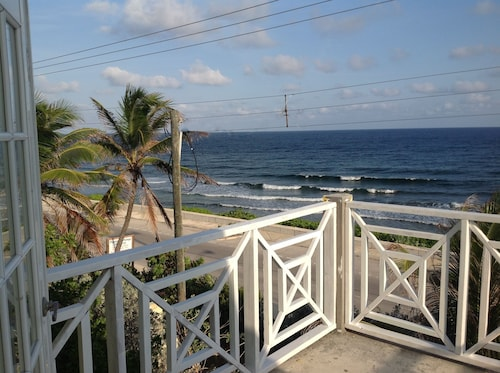 Unobstructed Ocean Views - 2 Bdrm Apt. With Terrace