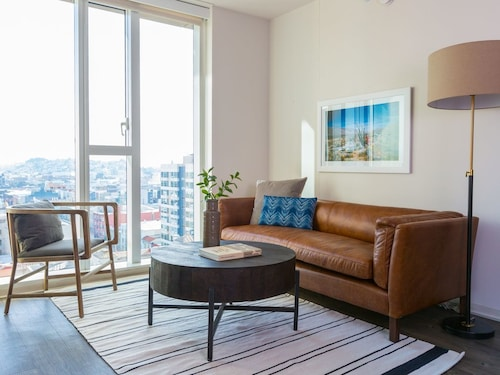 Great Place to stay Playful 1BR in Soma by Sonder near SF