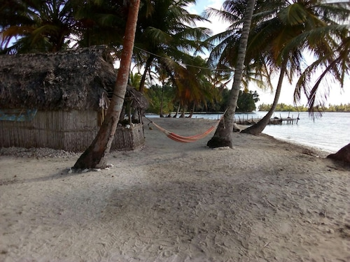 Private cabin in San Blas