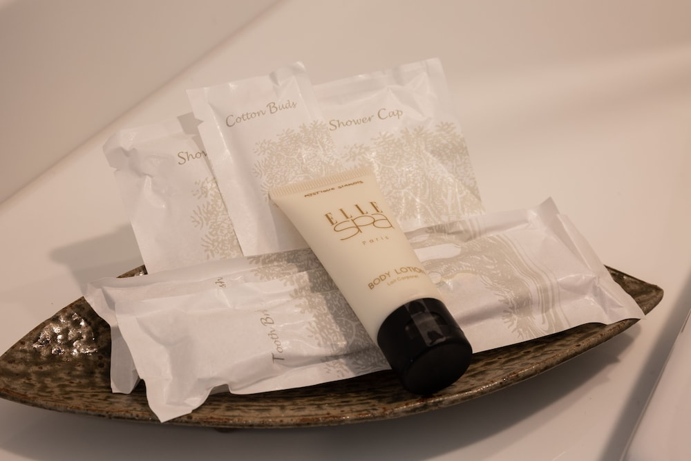 Bathroom Amenities, Mora Boutique Hotel
