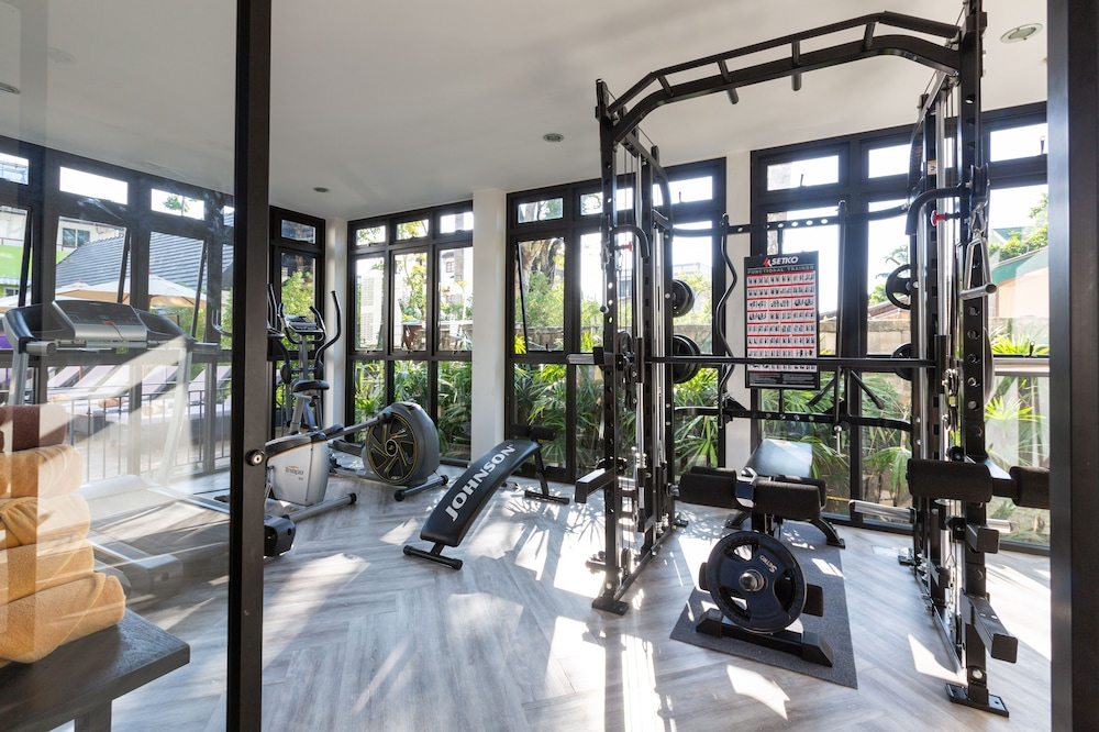 Fitness Facility, Mora Boutique Hotel