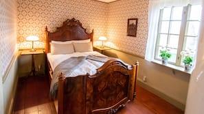 Individuell inredning, unika möbler, gratis barnsängar och sängkläder