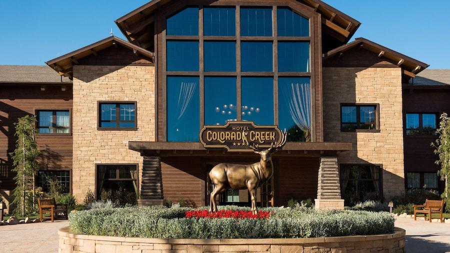 PortAventura Hotel Colorado Creek -Theme Park Tickets Included