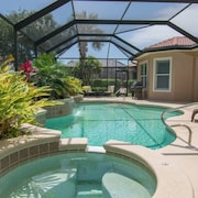 Amazing Single Family Pool Home With Social Membership Available in Lely Resort