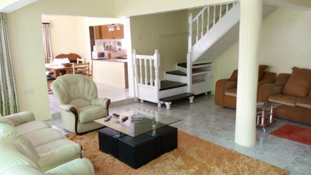 Living Room, Home in Nanyuki Leafy Suburbs