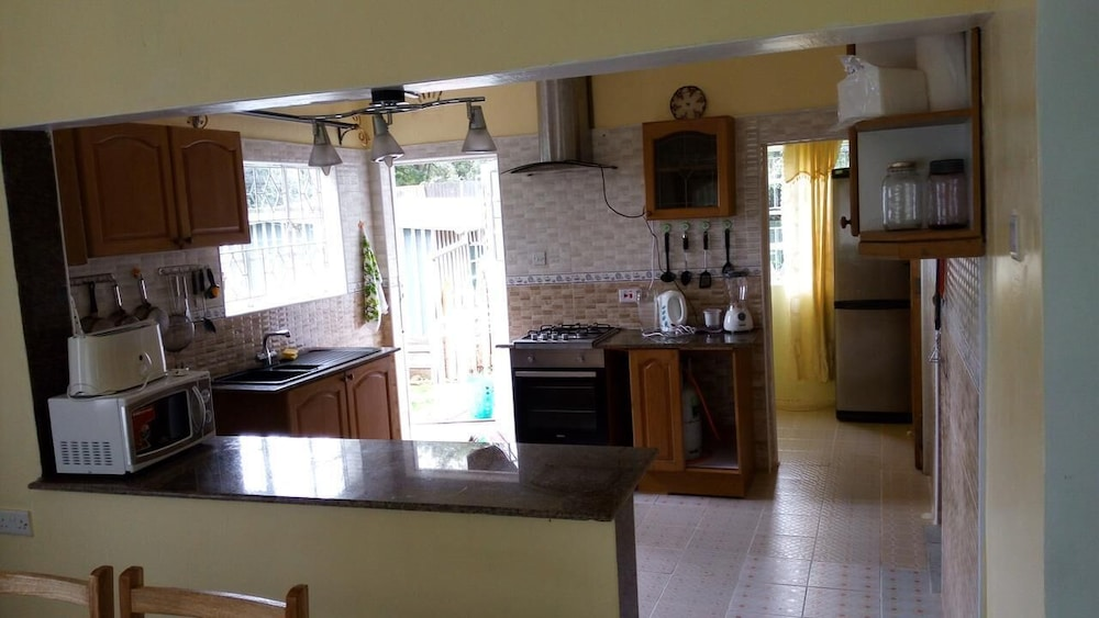 Private Kitchen, Home in Nanyuki Leafy Suburbs
