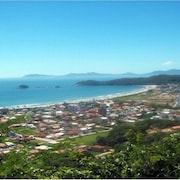 Real Estate on the Beach of Palmas in Governador Celso Ramos / SC
