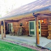 Log Home-prime July and August Dates Available