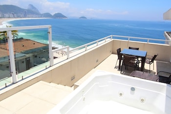 Penthouse with private pool - Copacabana