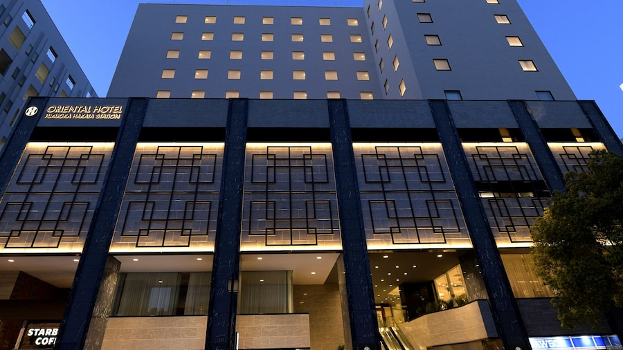 福岡博多東方車站酒店